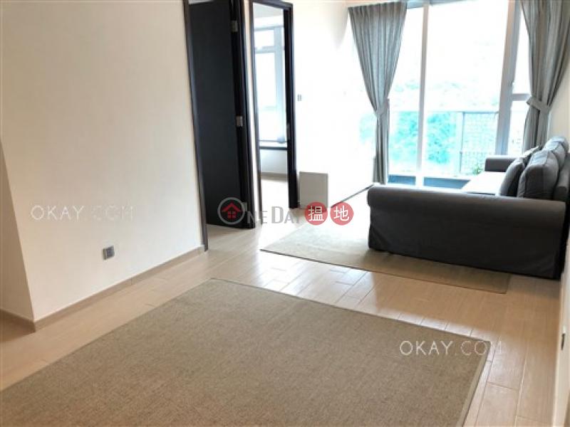 HK$ 35,000/ 月 嘉薈軒-灣仔區2房1廁,極高層,連租約發售,露台嘉薈軒出租單位