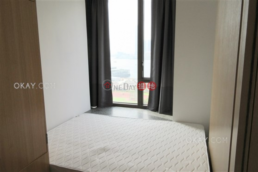 HK$ 25,000/ month | The Gloucester Wan Chai District, Lovely 1 bedroom with balcony | Rental