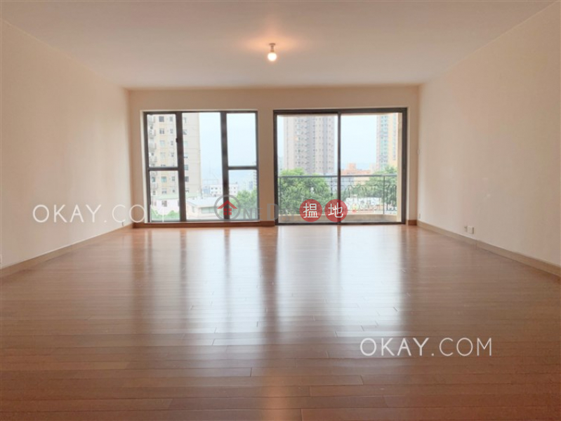 Gorgeous 4 bedroom with balcony & parking | Rental 41c Conduit Road | Western District, Hong Kong, Rental HK$ 100,000/ month
