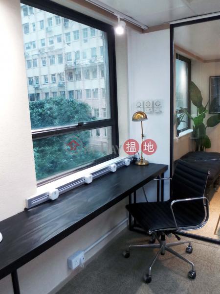 Co Work Mau I 讓您從此愛上共享工作 8希慎道   灣仔區香港 出租 HK$ 2,000/ 月