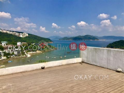 Charming house with sea views, rooftop & terrace | For Sale|Tai Hang Hau Village(Tai Hang Hau Village)Sales Listings (OKAY-S287057)_0