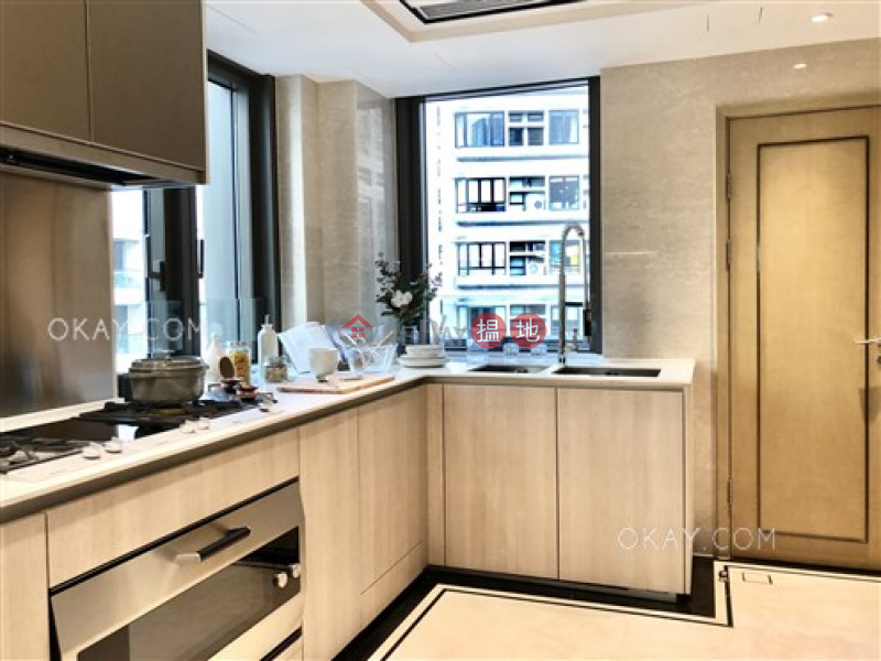 Exquisite 4 bed on high floor with balcony & parking | Rental | 3 MacDonnell Road 麥當勞道3號 Rental Listings
