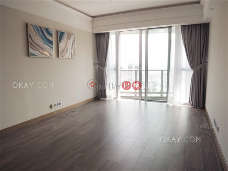 HK$ 73,000/ month, Marinella Tower 2 | Southern District | Stylish 3 bedroom with balcony & parking | Rental
