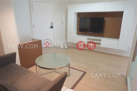 Tasteful 1 bedroom on high floor with balcony | Rental|The Icon(The Icon)Rental Listings (OKAY-R82217)_0