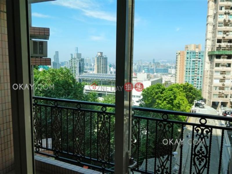 Elegant 3 bedroom with balcony & parking | Rental | Pacific Palisades 寶馬山花園 Rental Listings
