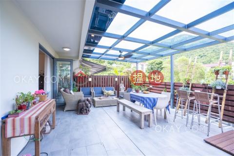 Stylish house with sea views, rooftop & terrace   For Sale Tsam Chuk Wan Village House(Tsam Chuk Wan Village House)Sales Listings (OKAY-S386675)_0