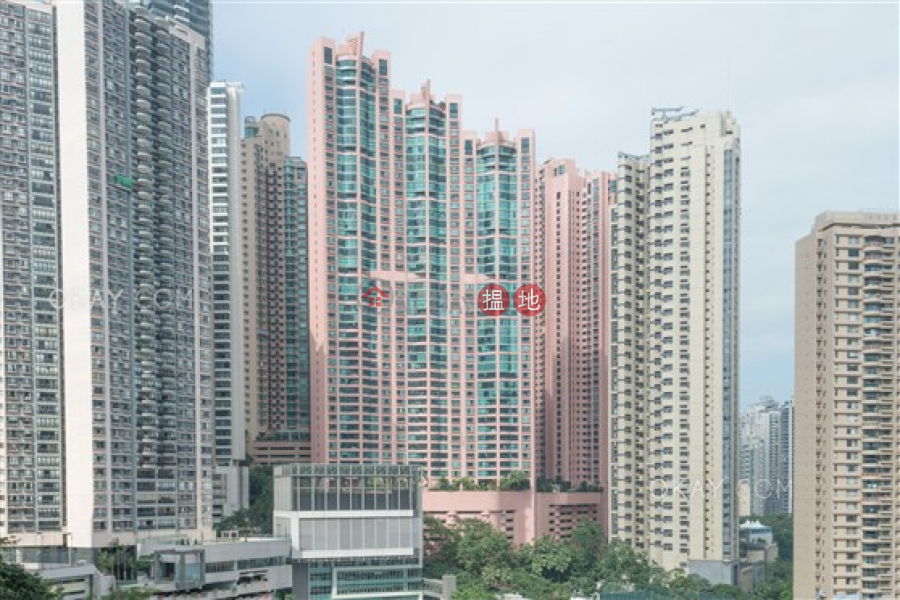 Exquisite 3 bed on high floor with balcony & parking | For Sale | Dynasty Court 帝景園 Sales Listings