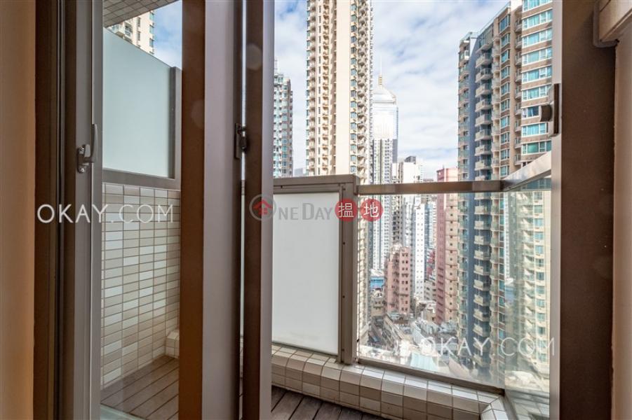 HK$ 25,200/ 月|皇后大道東222號灣仔區|0房1廁,極高層,露台《皇后大道東222號出租單位》