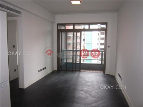 Rare 2 bedroom with balcony   Rental Western DistrictCastle One By V(Castle One By V)Rental Listings (OKAY-R316844)_0