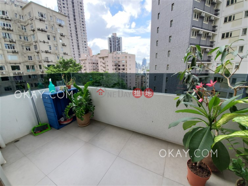 Luxurious 2 bedroom with balcony | For Sale, 66-68 MacDonnell Road | Central District Hong Kong | Sales, HK$ 24.5M