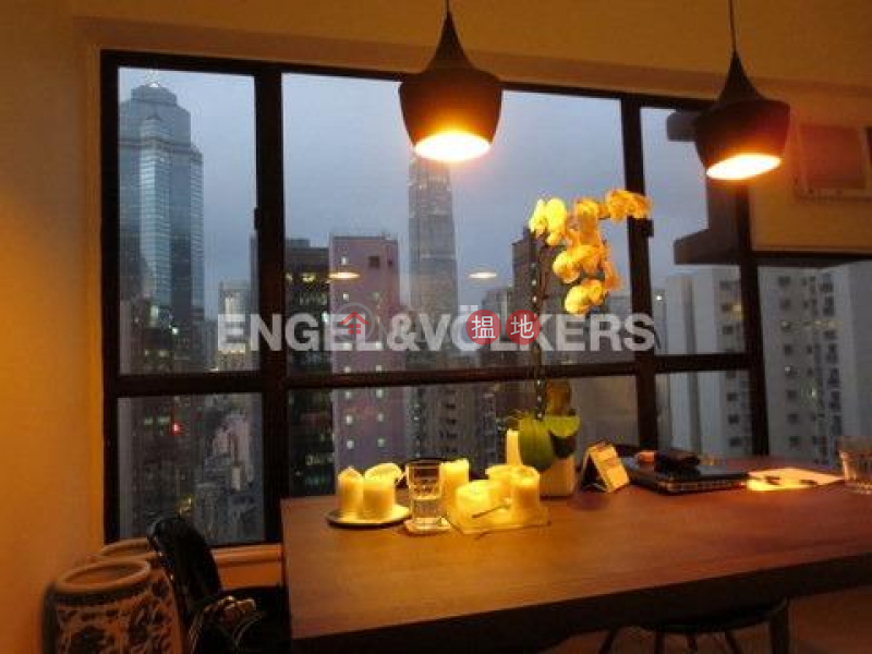 香港搵樓 租樓 二手盤 買樓  搵地   住宅-出租樓盤 蘇豪區一房筍盤出租 住宅單位