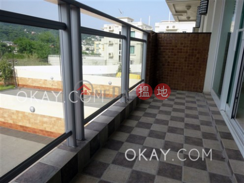 Luxurious house with rooftop, terrace & balcony | For Sale|Ho Chung New Village(Ho Chung New Village)Sales Listings (OKAY-S288427)_0