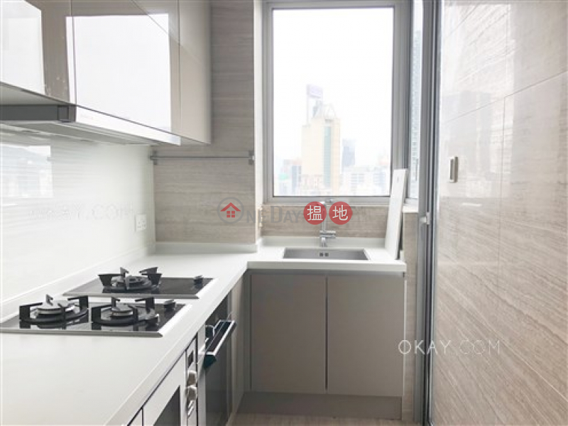 Elegant 3 bedroom with balcony   Rental 1 Wan Chai Road   Wan Chai District, Hong Kong, Rental   HK$ 50,000/ month