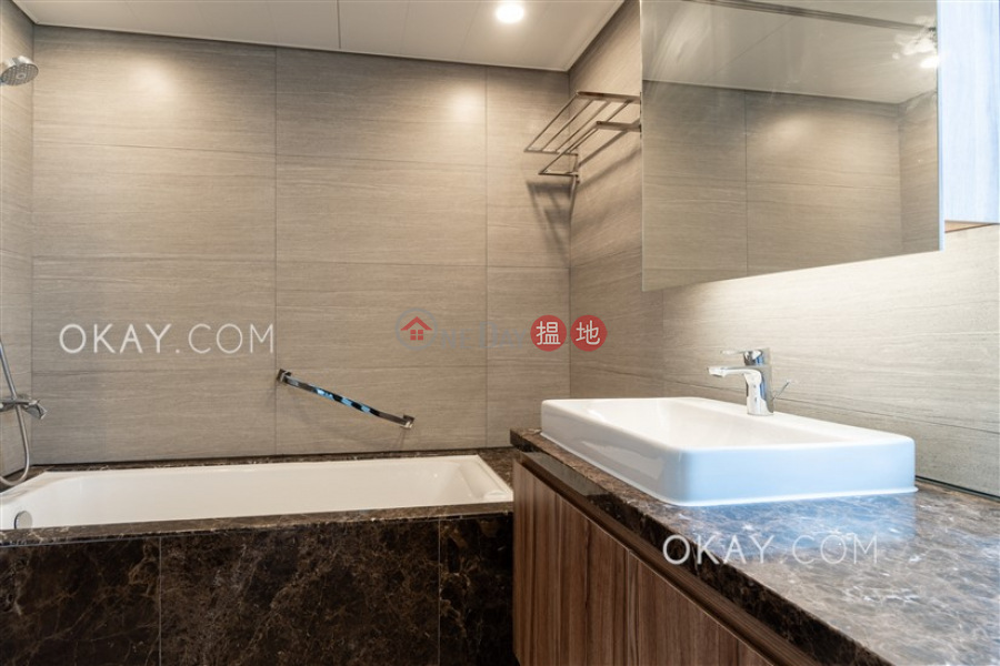 Gorgeous 3 bedroom on high floor with balcony & parking | Rental, 15 Magazine Gap Road | Central District Hong Kong, Rental, HK$ 130,000/ month