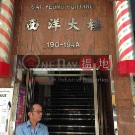 Sai Yeung Building ,Mong Kok, Kowloon