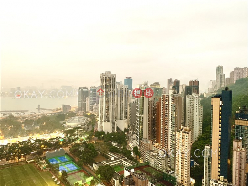 Property Search Hong Kong | OneDay | Residential, Sales Listings, Stylish 2 bed on high floor with harbour views | For Sale