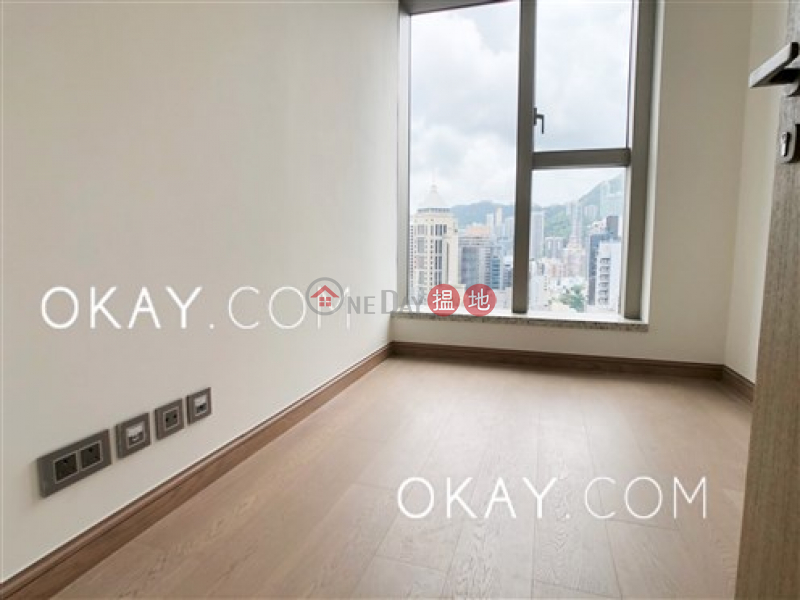 Lovely 3 bedroom on high floor with balcony | For Sale | 23 Graham Street | Central District Hong Kong | Sales HK$ 48M