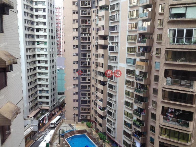 King\'s Hill | 1 bedroom Mid Floor Flat for Rent | King\'s Hill 眀徳山 Rental Listings