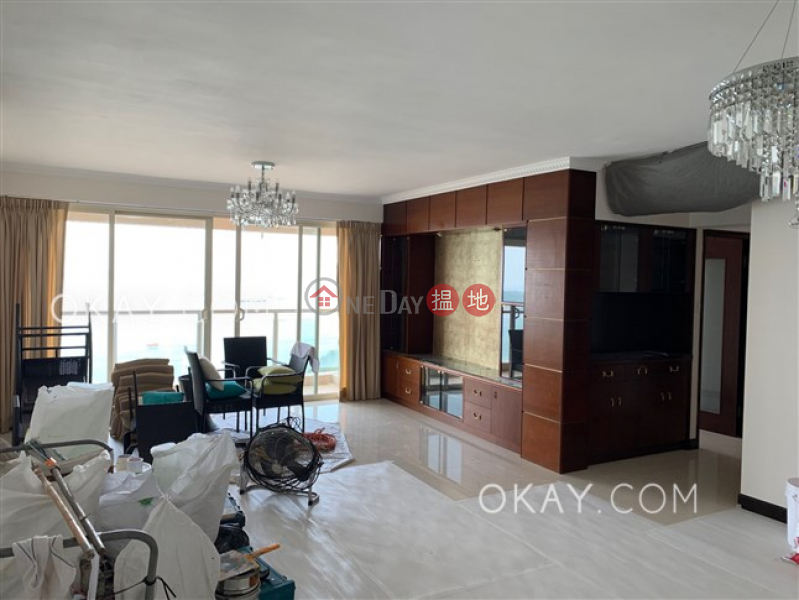 Efficient 3 bed on high floor with sea views & rooftop | Rental 550-555 Victoria Road | Western District Hong Kong, Rental HK$ 65,000/ month