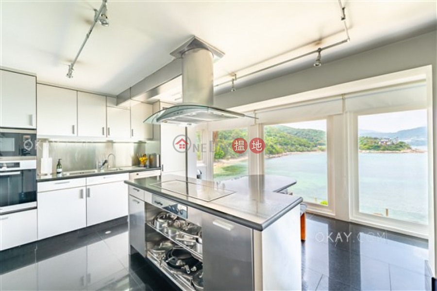 HK$ 168M | 38-44 Hang Hau Wing Lung Road, Sai Kung Unique house with sea views & parking | For Sale