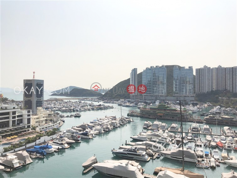 Rare 4 bedroom with balcony & parking | Rental | Marinella Tower 6 深灣 6座 Rental Listings