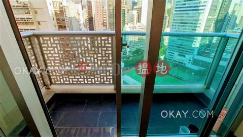 Elegant 2 bedroom on high floor with balcony | Rental|J Residence(J Residence)Rental Listings (OKAY-R62293)_0