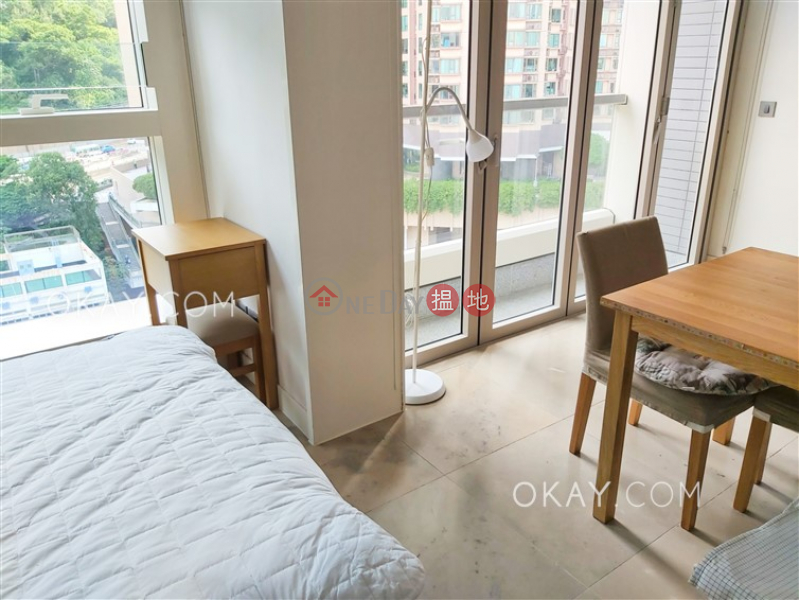 HK$ 9.1M | Eight South Lane Western District | Practical 1 bedroom on high floor with balcony | For Sale