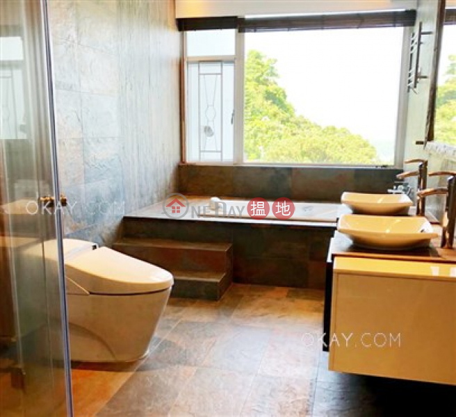 Lovely house with balcony & parking | For Sale | House 1 Capital Villa 歡景花園1座 Sales Listings