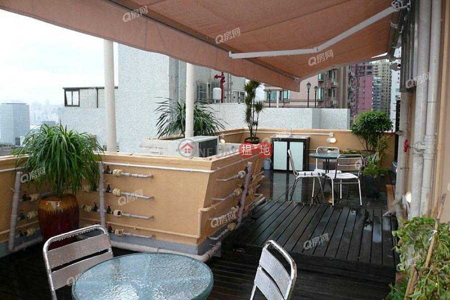 HK$ 1,100萬-福臨閣 中區煙花海景,景觀開揚,名牌校網《福臨閣買賣盤》