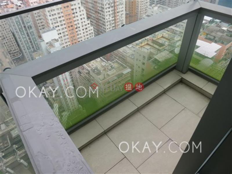 Charming 3 bedroom on high floor with balcony   Rental 38 Ming Yuen Western Street   Eastern District Hong Kong   Rental   HK$ 35,500/ month