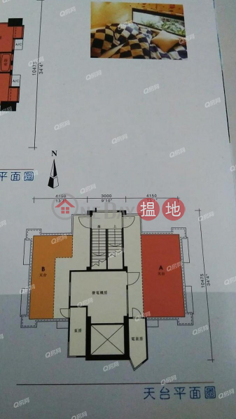 Fung King Court | 2 bedroom High Floor Flat for Rent | Fung King Court 豐景閣 Rental Listings