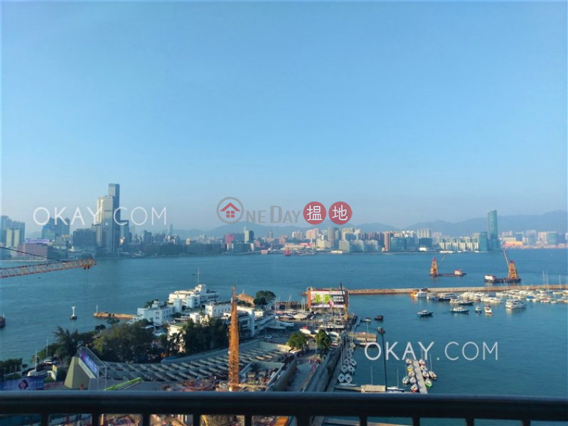 Property Search Hong Kong | OneDay | Residential | Rental Listings, Gorgeous 1 bedroom on high floor with balcony | Rental