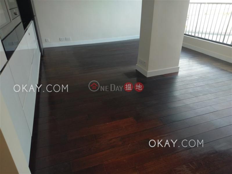 Gorgeous 1 bedroom on high floor with balcony | Rental | Hoi Kung Court 海宮大廈 Rental Listings