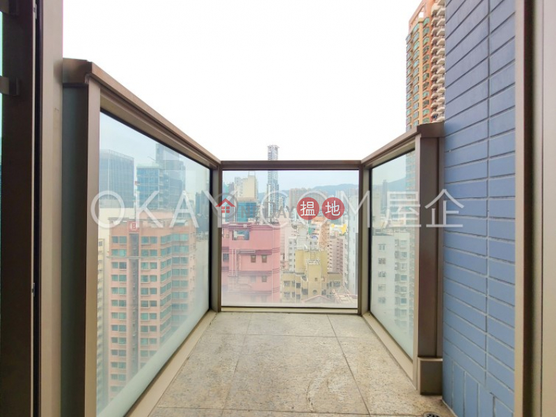 Nicely kept 1 bedroom with balcony | For Sale 200 Queens Road East | Wan Chai District | Hong Kong Sales, HK$ 13.5M