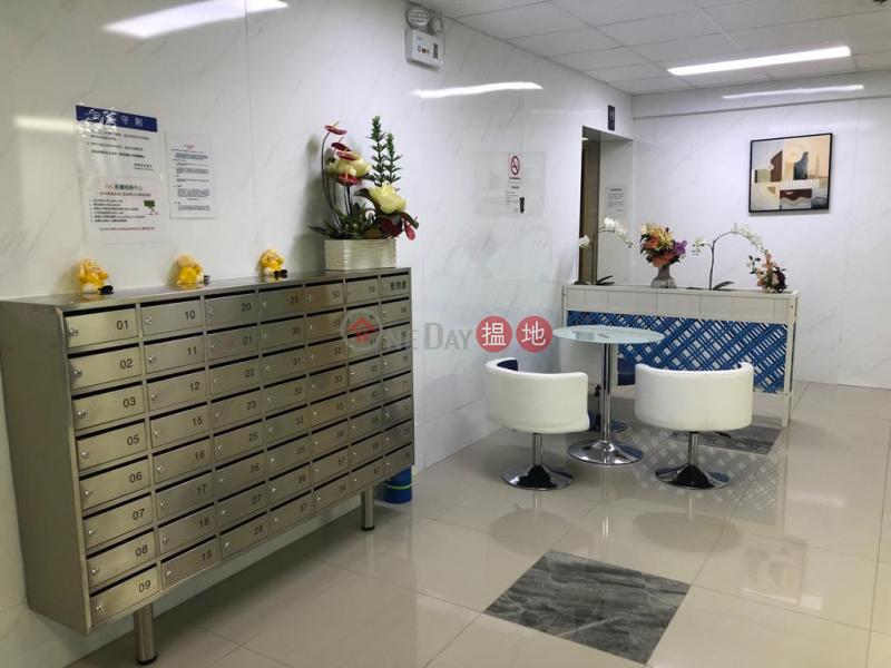 Kwai Shing Industrial Building | Low, Industrial, Rental Listings | HK$ 2,800/ month