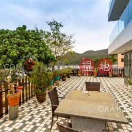 Rare house with sea views, rooftop & terrace | For Sale|Siu Hang Hau Village House(Siu Hang Hau Village House)Sales Listings (OKAY-S313012)_0