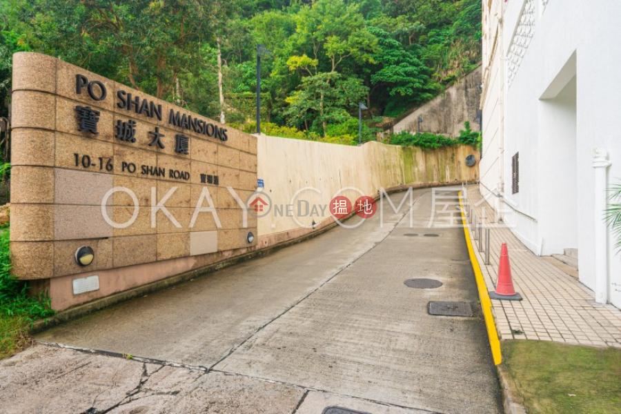 香港搵樓|租樓|二手盤|買樓| 搵地 | 住宅|出租樓盤|4房2廁,實用率高,連車位,露台寶城大廈出租單位