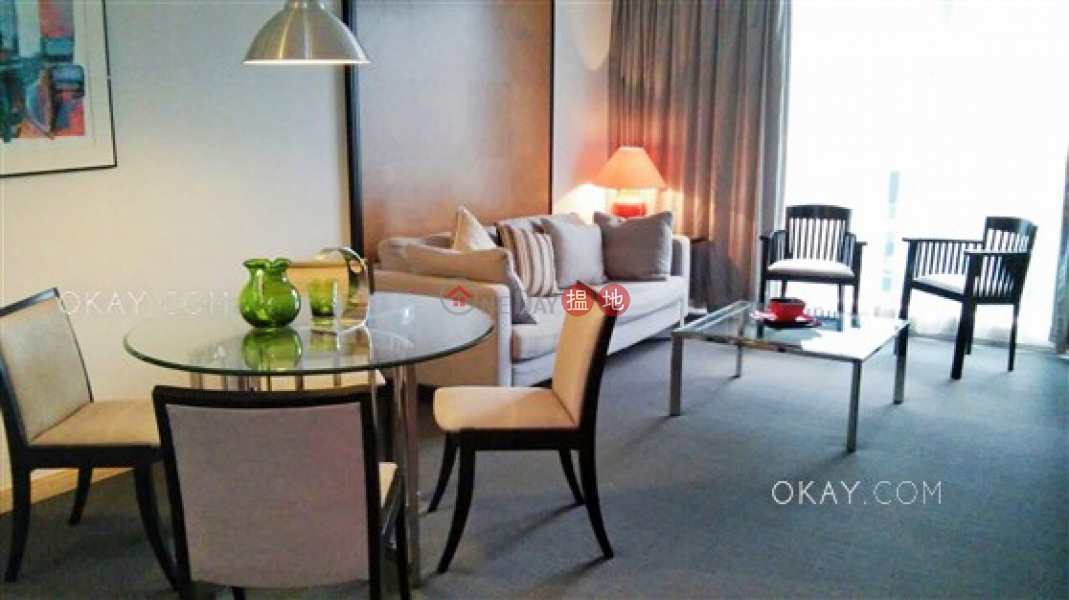 HK$ 35,000/ month Convention Plaza Apartments | Wan Chai District Unique 1 bedroom on high floor with sea views | Rental