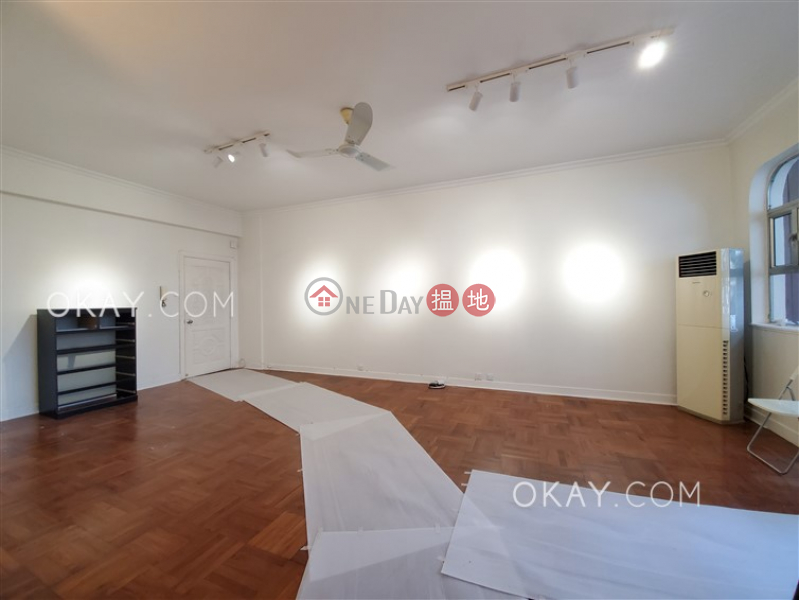Property Search Hong Kong | OneDay | Residential | Rental Listings Efficient 3 bed on high floor with balcony & parking | Rental