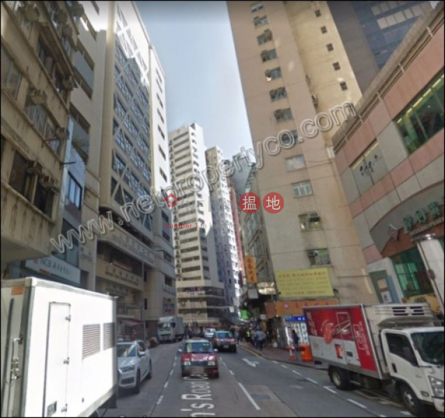 Sheung Wan Office for Lease | 367-375 Queens Road Central | Western District | Hong Kong | Rental HK$ 39,808/ month