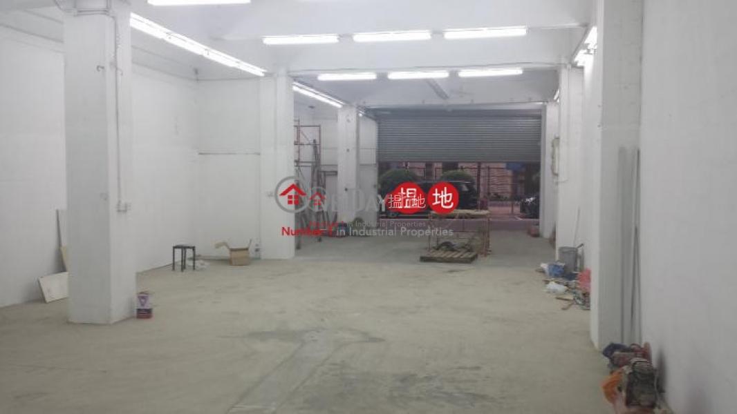 地廠,特平租金,特高樓底|葵青富源工業大廈(Well Industrial Building)出租樓盤 (poonc-01634)