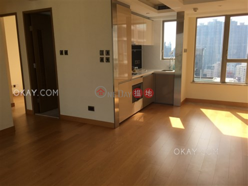 Gorgeous 2 bedroom on high floor with balcony | Rental 88 Third Street | Western District, Hong Kong Rental HK$ 41,000/ month