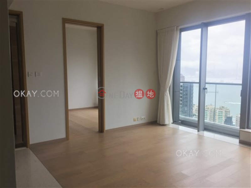 HK$ 37,000/ month, The Summa, Western District Charming 1 bed on high floor with harbour views | Rental
