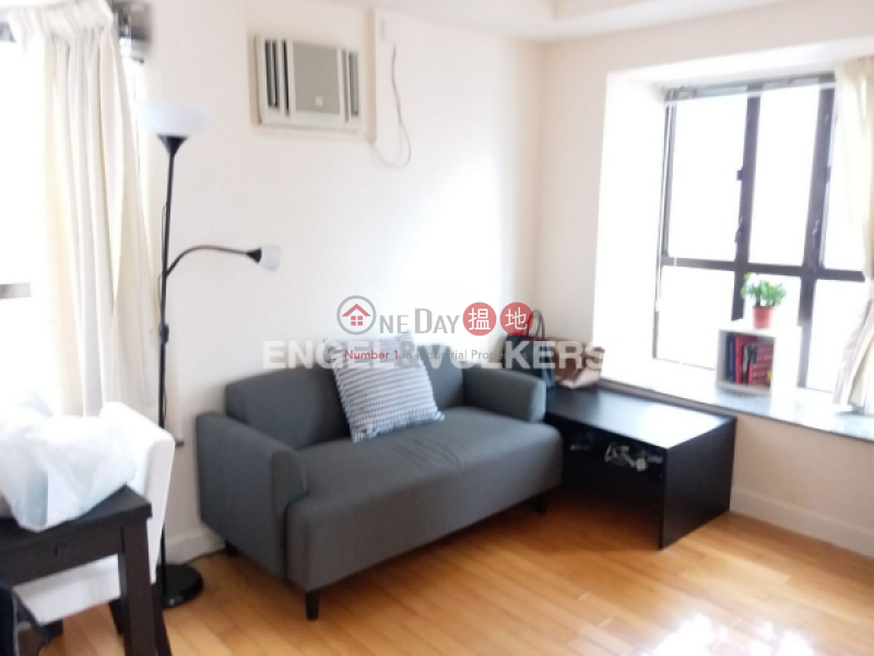 Studio Flat for Sale in Mid Levels West, Golden Pavilion 金庭居 Sales Listings | Western District (EVHK39614)