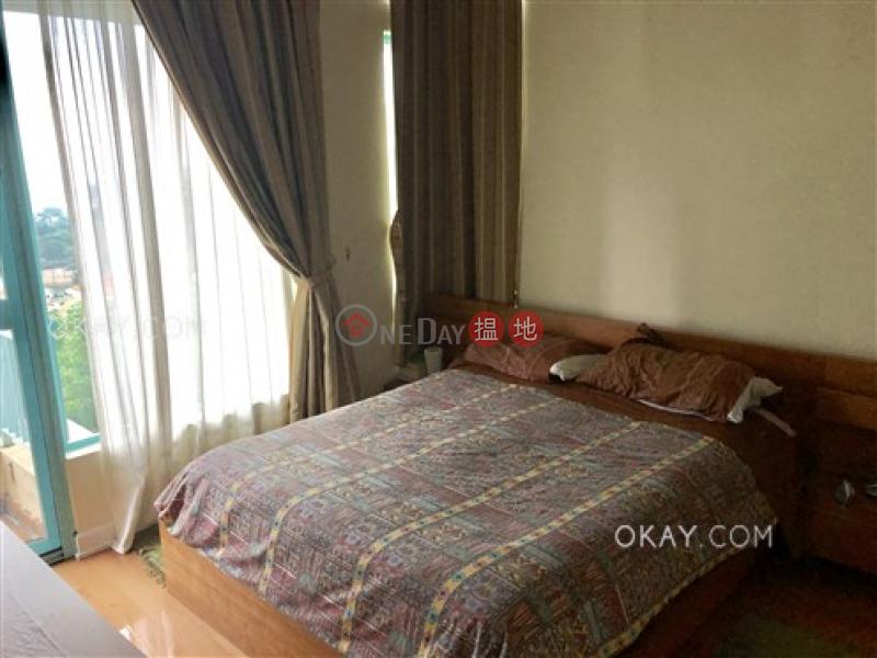 Stylish 3 bed on high floor with sea views & balcony | For Sale | 18 Siena Two Drive | Lantau Island | Hong Kong | Sales | HK$ 24M