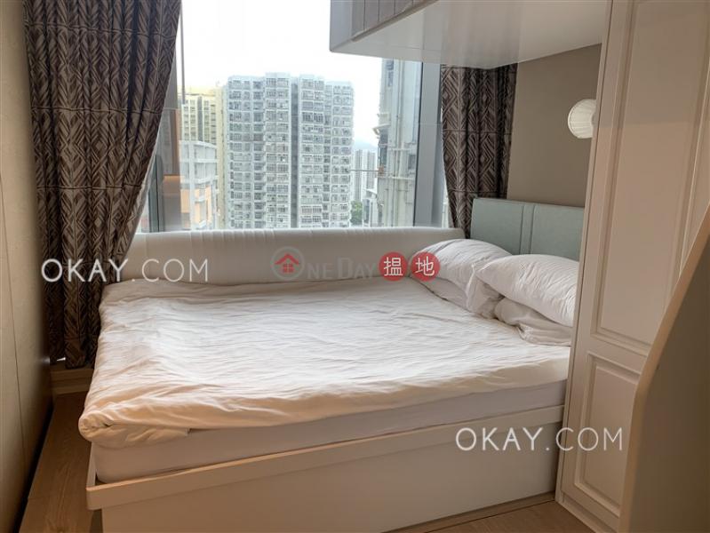 1房1廁,星級會所,露台《Island Residence出租單位》-163-179筲箕灣道 | 東區|香港|出租-HK$ 21,000/ 月