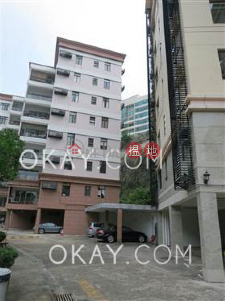 Property Search Hong Kong | OneDay | Residential | Rental Listings, Efficient 4 bed on high floor with sea views & balcony | Rental