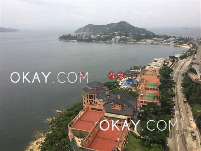 Unique 3 bedroom with balcony & parking | Rental | Pacific View 浪琴園 Rental Listings