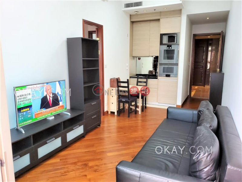 Property Search Hong Kong | OneDay | Residential, Rental Listings Elegant 1 bedroom on high floor with balcony | Rental