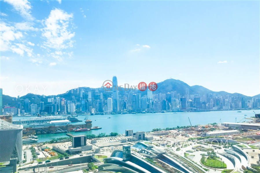 HK$ 80,000/ month, The Austin, Yau Tsim Mong Exquisite 4 bed on high floor with harbour views | Rental